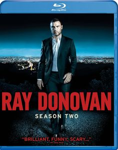 Ray Donovan Season 2 - Blu-Ray (Showtime Region A) Release Date: May 26, 2015 (Amazon U.S.)
