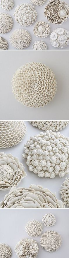 Ceramics by Vanessa Hogge / on the Blog!
