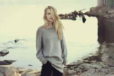Karolina Pisarek - Avant Models Photoshoot, Pullover, Black And White, Instagram Posts, Photography, Models, Beauty, Tops, Portraits
