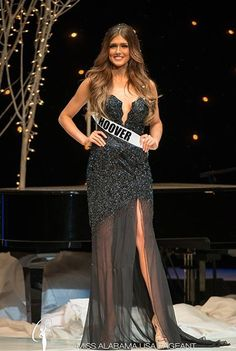 Miss Alabama USA 2015 Evening Gown: HIT or MISS? http://thepageantplanet.com/miss-alabama-usa-2015-evening-gown/