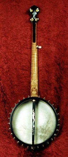 Bob Flesher Custom Banjos                                                                                                                                                     Más