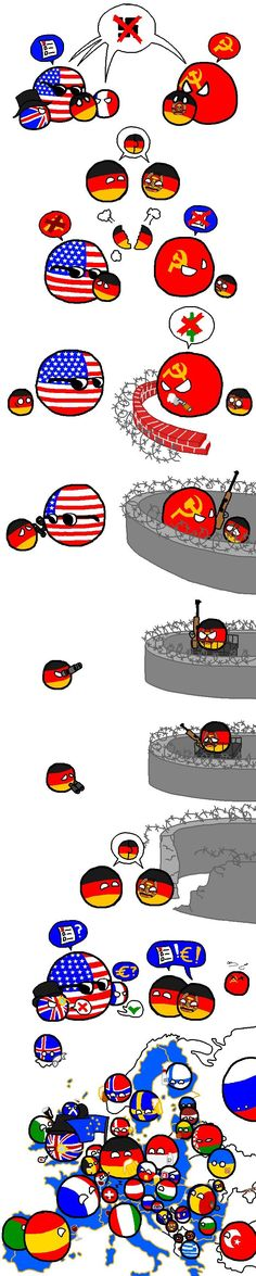 germany pictures and jokes :: countries / funny pictures & best jokes: comics, images, video, humor, gif animation - i lol'd Hetalia, History Channel, German Reunification, Funny Memes, Jokes, Hilarious, Funny Comic Strips, Mundo Comic, History Memes
