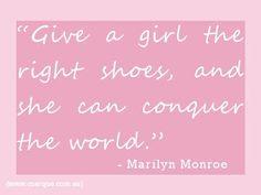 Marilyn Monroe Quote...