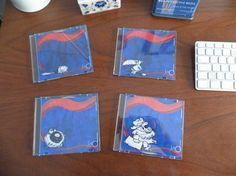 Recordando los 4 CDs que le desarrollamos a nuestro cliente Jaimo.-