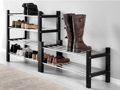 Shoe Storage Ideas to Buy or DIY | Apartment Therapy