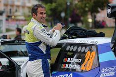 Rali Vinho Madeira 2016: Miguel Barbosa estreia-se no asfalto