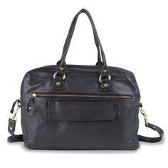 laurie (black) Sheep Leather, Wallet, Bags, Accessories, Ocelot, Notebook Bag, Branding, Handbags, Handmade Purses
