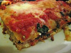 Giada's Classic Italian Lasagna | Joanne Eats Well With Others