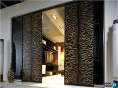 creative solutions for closet doors
