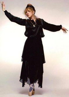 Stevie. Witchy Ballerina