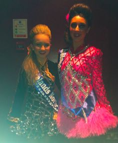 Shannon Bradley and Codie Shiels @ All Irelands 2012