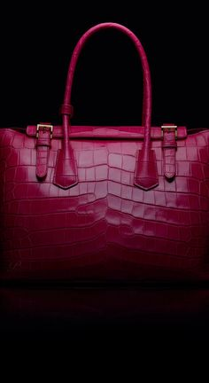 Prada Python \u0026amp; Crocodile Patchwork Small Tote Bag | Iconic ...