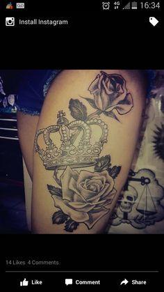 Rose /crown