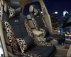 Super Cool Luxury Leopard Leather ice silk Universal car Seat Cover,5 seats Universal Car Seat Covers,Four seasons Universal-in Seat Covers from Automobiles & Motorcycles on Aliexpress.com   Alibaba Group