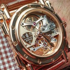 Manufacture Royale Androgyne tourbillon Watch