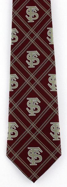 Florida State Seminoles X-Lines Tie | Ties Just For You