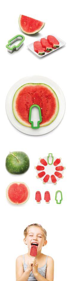 [바보사랑] 기다려지는 간식 타임! 즐거워지는 간식 타임!  #아이디어상품 #수박 #watermelon #바보사랑