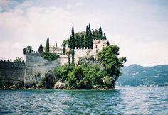 Isola Bella Lake Maggiore Italy