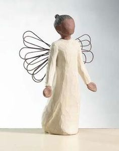 Willow Tree figures convey emotions and inspriation. The collection includes Angels, Keepsake Boxes, Nativity Sets and Christmas Ornaments Willow Tree Statues, Willow Figurines, Willow Tree Figures, Willow Tree Nativity, Willow Tree Angels, African American Figurines, African American Art, Angel Images, Easter Religious
