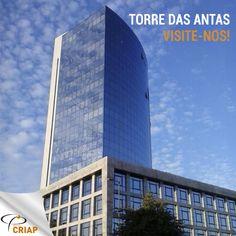 Novas instalações em Avenida Fernão de Magalhães, 1862, 5º piso 4350-158 Porto   http://www.institutocriap.com/