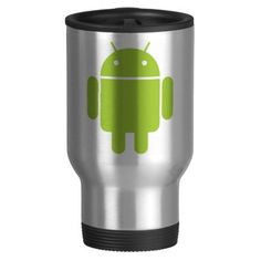 Shop android travel mug created by Personalize it with photos & text or purchase as is! Custom Travel Mugs, Photo Mugs, Dishwasher, Funny Jokes, Android, Monogram, Good Things, Ceramics, Make It Yourself