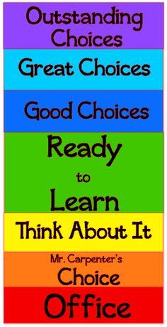 Classroom Management | Third Grade
