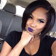 6. Black Girl Bob