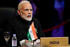 Happy Birthday to the World's Most Powerful and Popular Leader - India's Honorable Prime Minister Shri Narendra Modi! God may the Almighty bless you with good health, happiness & long life. Pew Research Center, World Government, Will And Grace, Davos, Republic Day, Keynote Speakers, Times Of India, Job Opening, News India