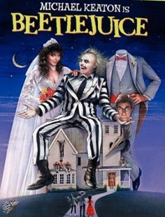 Beetlejuice; What a great film! It's funny and creative, just what I like!