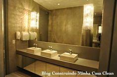Construindo Minha Casa Clean: Arandelas Iluminando e Decorando os Ambientes!!!