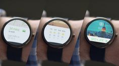 A closer look at Google's gorgeous smartwatches via @Matty Chuah Verge | #Smartwatch #wearables #mobile