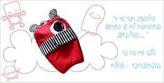 ★ BabyMandarina ★ sacos y complementos originales para bebés: Sacos para cuna monstruo abracitos