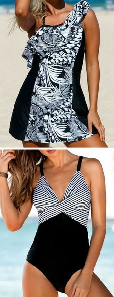 Swimsuits for All PLUS SIZE Tankini Removable Strap Tube Top Shelf Bra 14 20 24