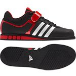 adidas Powerlift 2 Weightlifting Shoe - Black/Red Available in Sizes 5 - 15 £80.00