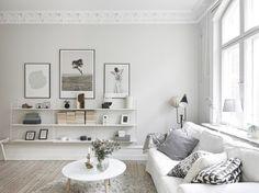 Pastel colors and soft wood floors - COCO LAPINE DESIGNCOCO LAPINE DESIGN