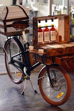 stolen rum cargo bike bars.