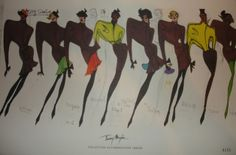 1989-90 - Thierry Mugler sketch