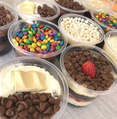 Easy Smoothie Recipes, Easy Smoothies, Good Healthy Recipes, Snack Recipes, Dessert Recipes, Dessert Boxes, Coconut Smoothie, Cinnamon Cream Cheeses, Coconut Recipes