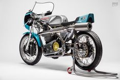 New from NYC Norton: A Seeley Matchless racing motorcycle Custom Cycles, Custom Bikes, Grand Prix, Norton Bike, Norton Motorcycle, Ducati Monster S2r, Revolution, Triumph Tr3, Custom Motorcycles
