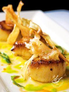 Fish Recipes, Seafood Recipes, Gourmet Recipes, New Recipes, Salmon Dishes, Fish Dishes, Seafood Dishes, Finger Food Appetizers, Appetizer Recipes