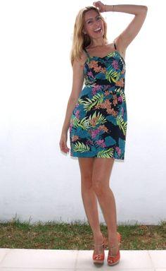 Look Marka by Brasil #fashiondrika #look #dress