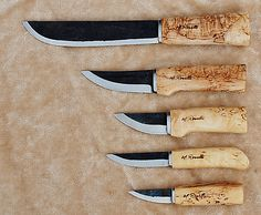 Heimo Roselli of Finland Knives