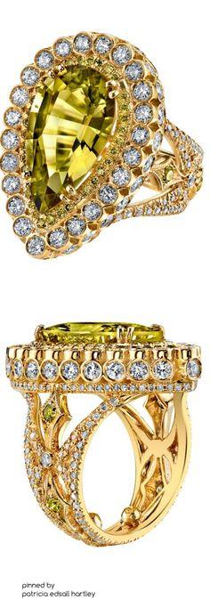 Rosamaria G Frangini | My Yellow Jewellery | Nirvana by Erica Courtney
