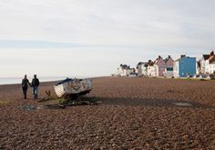 Aldeburgh beach is great all year round Aldeburgh Beach, British Seaside, Wedding Mood Board, Heritage Site, East Coast, Cool Places To Visit, The Row, The Good Place, Britain