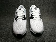 Comfortable Nike Air Max 90 Ultra Essential All White Men's/Women's Running Shoes Sneakers 819474 111
