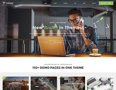 "Check out new work on my @Behance portfolio: ""Crane - Multipurpose Wordpress Theme"" http://be.net/gallery/59060935/Crane-Multipurpose-Wordpress-Theme"