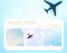 sunny skies by Sarah-Dipity.deviantart.com on @DeviantArt