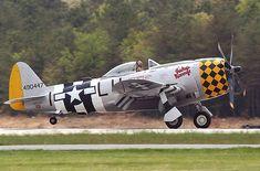 REPUBLIC P-47D \