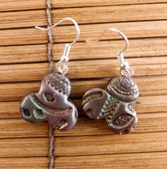 ladies polymer earrings!