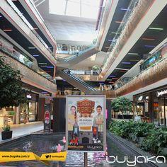 Bugün Buyaka'da zamanınızın her anını kaliteli geçireceksiniz!  #BuyakaBiBaşka #Eğlence #Alışveriş #Lezzet #Mutluluk #BuyakaAvm